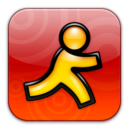 Vector Icon Aol PNG images