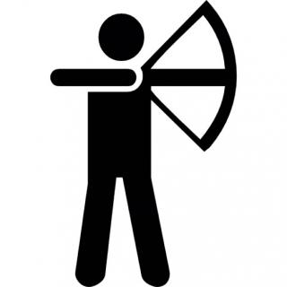 Download Ico Archery PNG images