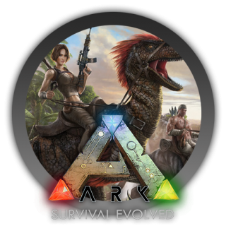 ARK Logo Survival Evolved Icon PNG images