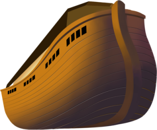 The Hull Of Noahs Ark Png PNG images