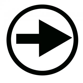 File:Right Facing Arrow Icon PNG images
