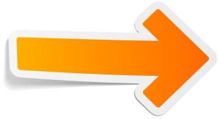Orange Arrow Png PNG images