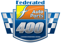 Federated Auto Parts 400 PNG images