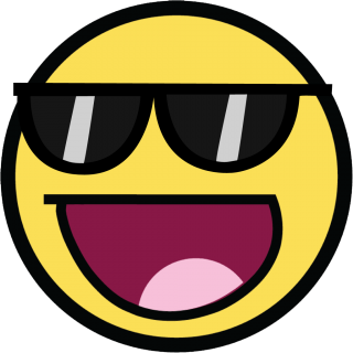 Awesome Face Png Vector PNG images
