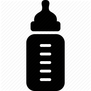 Baby Bottle Icon Size PNG images