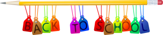 Back To School PNG Transparent Image PNG images
