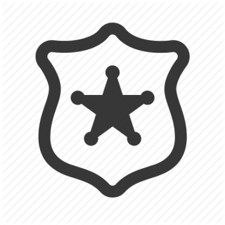Police Badge Icon Png PNG images