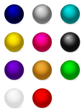 Color Ball PNG images