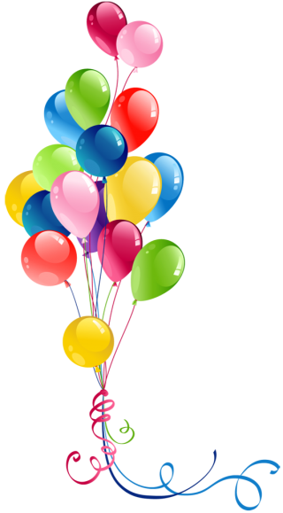Balloon Background Png Transparent PNG images