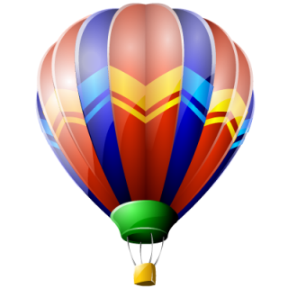 Air Balloons Icon PNG images