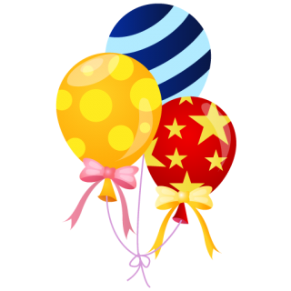 Balloons Icon Svg PNG images