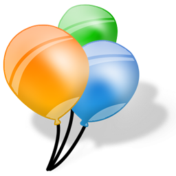 Balloons Icon Transparent Balloons Png Images Vector Freeiconspng