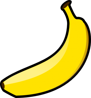 Png Format Images Of Banana PNG images