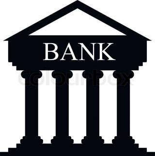 Full Size JPG Preview: Bank Building Icon PNG images