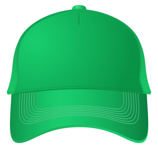 Green Baseball Cap, Hat Png PNG images