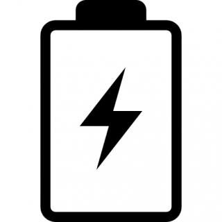 Battery Icon, Transparent Battery.PNG Images & Vector - FreeIconsPNG