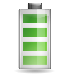 Battery Icon Transparent Battery Png Images Vector Freeiconspng