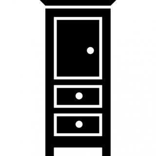 Bedroom Furniture Icon PNG images
