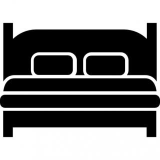 King Size Bedroom Icon PNG images