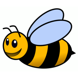 Bee Icon Transparent Bee Png Images Vector Freeiconspng