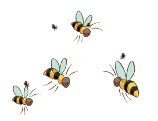 Bee Image PNG PNG images