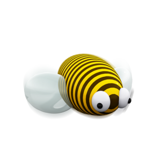 Png Format Images Of Bee 31 PNG images