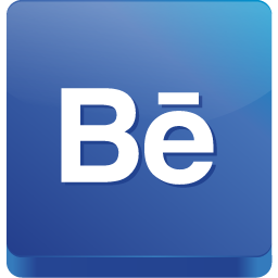 Behance 3d Icon PNG images