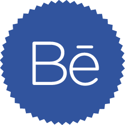 Behance Minimalist Icon PNG images