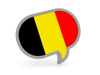 Belgium Flag Vector Drawing PNG images