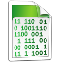 Binary Files Icon PNG images