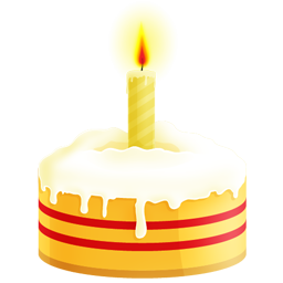 Birthday Cake Photos Icon PNG images
