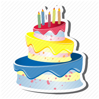 Birthday Cake Icons No Attribution PNG images