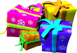 Birthday Gift Boxes Png PNG images
