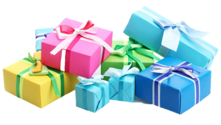 Birthday Gifts Png PNG images