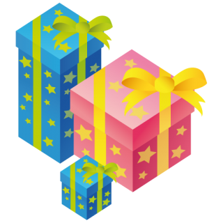 Box, Gift, Birthday Png PNG images