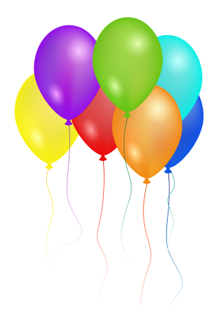 Birthday Decoration PNG Clipart PNG images