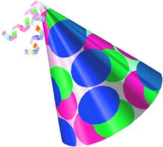 Birthday Hat Png PNG images