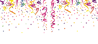 Confetti, Birthday Party PNG Photo PNG images