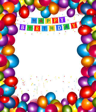 Download Birthday Party Frame Clipart PNG images