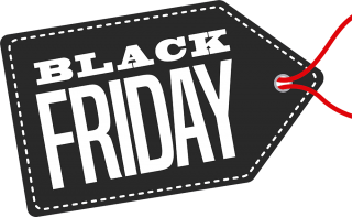 Clipart Png Black Friday Collection PNG images