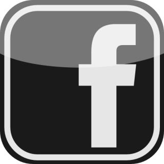 Facebook Black Icon PNG images