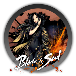 Blade And Soul Circle Icon PNG images
