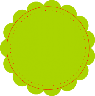 Green Circle Blank Price Tag Png PNG images