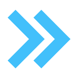 Blue Arrow PNG File PNG images