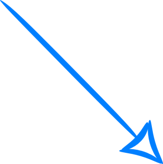 PNG Blue Arrow HD PNG images