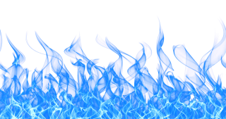 Blue Fire Flame PNG PNG images