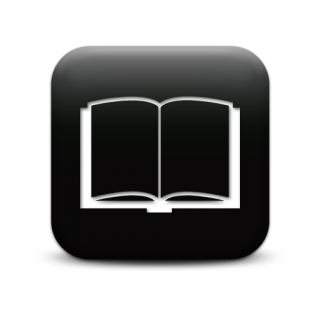 82015664 72694160c4 B Book Icon By Lordwebster Bookmark The Permalink PNG images