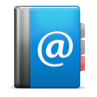 Address Book Icon | Mac Iconset | Artuam PNG images
