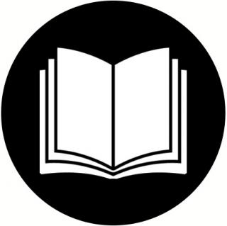 Book Icon Black (Good Galleries) PNG images