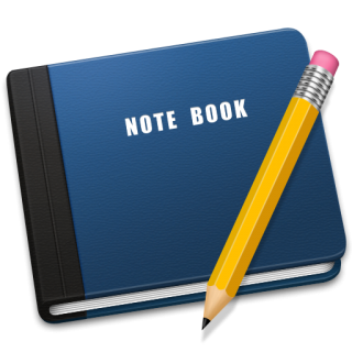 Note Book Icon | Book Iconset | McDo Design PNG images